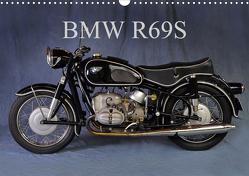 BMW R69S (Wandkalender 2021 DIN A3 quer) von Laue,  Ingo