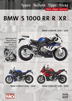 BMW S1000RR/R/XR von Altmann,  Uwe, Jung,  Thomas