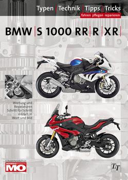 BMW S1000RR/R/XR von Jung,  Thomas