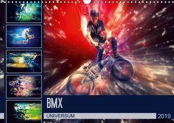 BMX Universum (Wandkalender 2019 DIN A3 quer) von Meutzner,  Dirk