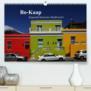 Bo-Kaap – Kapstadt buntestes Stadtviertel (Premium, hochwertiger DIN A2 Wandkalender 2020, Kunstdruck in Hochglanz) von Werner,  Andreas