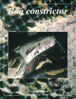 Boa constrictor von Binder,  Stefan