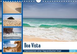 Boa Vista – Impressionen einer Kapverdischen Insel (Wandkalender 2019 DIN A4 quer) von Reuke,  Sabine