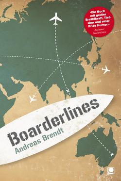 Boarderlines von Brendt,  Andreas