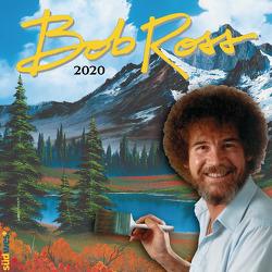 Bob Ross 2020 Wandkalender von Ross,  Bob