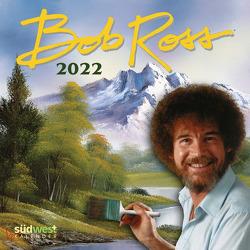 Bob Ross 2022 Wandkalender von Ross,  Bob