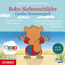 Bobo Siebenschläfer. Großer Sommerspaß von Gerken,  Katrin, Osterwalder,  Markus