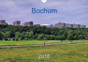 Bochum / Geburtstagskalender (Wandkalender 2018 DIN A4 quer) von Reschke,  Uwe