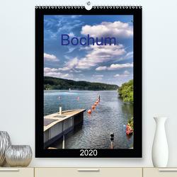 Bochum (Premium, hochwertiger DIN A2 Wandkalender 2020, Kunstdruck in Hochglanz) von Reschke,  Uwe