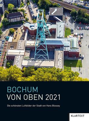 Bochum von oben 2021 von Blossey,  Hans