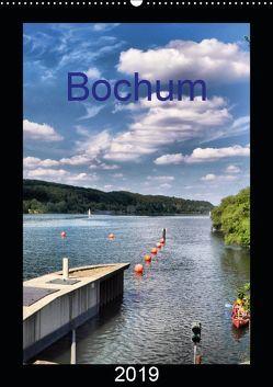 Bochum (Wandkalender 2019 DIN A2 hoch) von Reschke,  Uwe