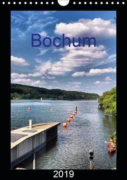 Bochum (Wandkalender 2019 DIN A4 hoch) von Reschke,  Uwe