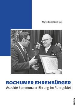 Bochumer Ehrenbürger von Rudzinski,  Marco