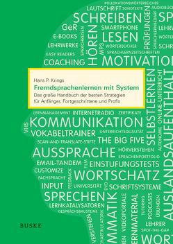 bod Krings, Fremdsprachenlernen mit System von Krings,  Hans
