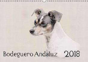 Bodeguero Andaluz 2018 (Wandkalender 2018 DIN A3 quer) von Redecker,  Andrea