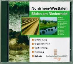 Böden am Niederrhein von Baumgarten,  Hans, Dickhof,  Albrecht, Dumbeck,  G, Paas,  Wilhelm, Richter,  Franz, Schalich,  Jörg