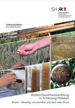 Boden-Dauerbeobachtung in Schleswig-Holstein