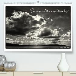 Boden-Seen-Sucht (Premium, hochwertiger DIN A2 Wandkalender 2021, Kunstdruck in Hochglanz) von Graf,  Martin
