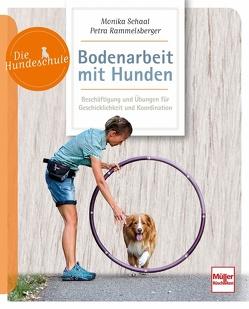 Bodenarbeit mit Hunden von Schaal,  Monika