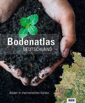 Bodenatlas Deutschland von Kruse,  Klaus (Koord.)