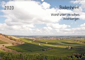 Bodenheim – Wohlfühlen zwischen Weinbergen (Wandkalender 2020 DIN A2 quer) von Möller,  Michael