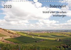 Bodenheim – Wohlfühlen zwischen Weinbergen (Wandkalender 2020 DIN A4 quer) von Möller,  Michael