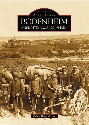 Bodenheim von Bingenheimer,  Volker