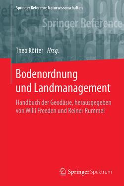 Bodenordnung und Landmanagement von Kötter,  Theo