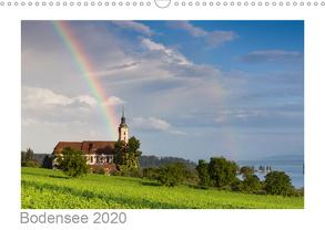 Bodensee 2020 (Wandkalender 2020 DIN A3 quer) von kalender365.com