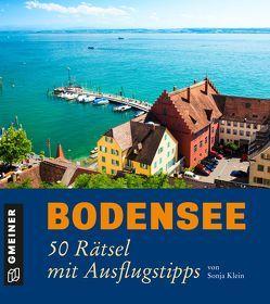 Bodensee – 50 Rätsel mit Ausflugstipps von Klein,  Sonja