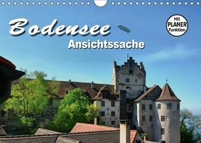 Bodensee – Ansichtssache (Wandkalender 2018 DIN A4 quer) von Bartruff,  Thomas