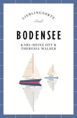 Bodensee – Lieblingsorte von Ott,  Karl-Heinz, Walser,  Theresia