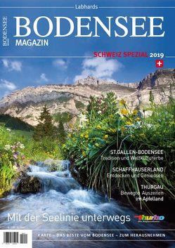 Bodensee Magazin Schweiz Spezial 2019