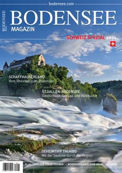 Bodensee Magazin Schweiz Spezial 2021