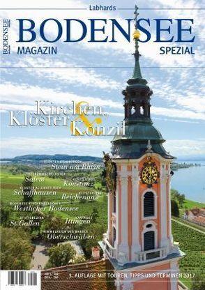 Bodensee Magazin Spezial Kirchen, Klöster & Konzil