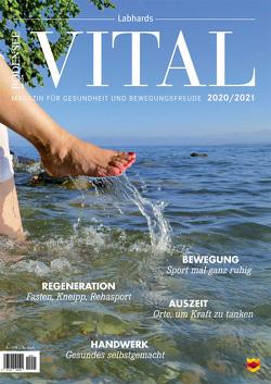 Bodensee Magazin Vital 2020