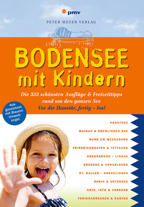 Bodensee mit Kindern von Sievers,  Annette