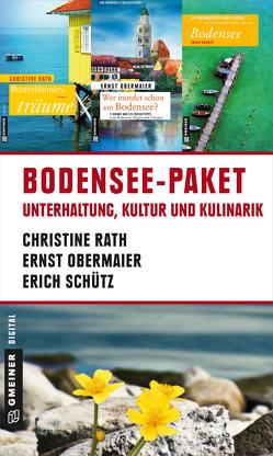 Bodensee-Paket für Sie von Obermaier,  Ernst, Rath,  Christine, Schütz,  Erich