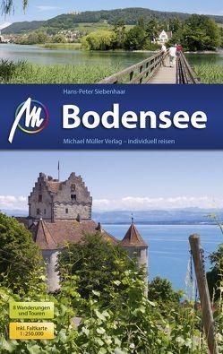 Bodensee Reiseführer Michael Müller Verlag von Siebenhaar,  Hans-Peter