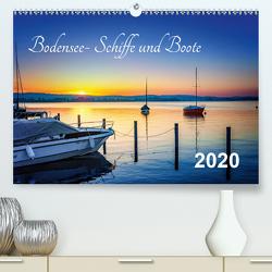 Bodensee-Schiffe und Boote (Premium, hochwertiger DIN A2 Wandkalender 2020, Kunstdruck in Hochglanz) von ap-photo