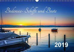 Bodensee-Schiffe und Boote (Wandkalender 2019 DIN A3 quer) von ap-photo,  k.A.