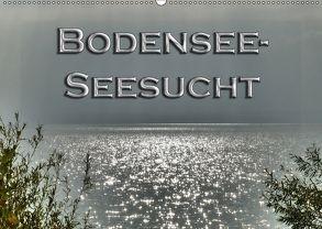Bodensee – Seesucht (Wandkalender 2018 DIN A2 quer) von Brinker,  Sabine