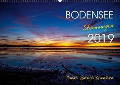 Bodensee – Stimmungen (Wandkalender 2019 DIN A2 quer) von Ricardo González Photography,  Daniel