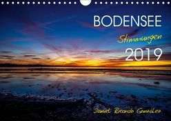 Bodensee – Stimmungen (Wandkalender 2019 DIN A4 quer) von Ricardo González Photography,  Daniel