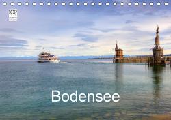 Bodensee (Tischkalender 2021 DIN A5 quer) von Kruse,  Joana