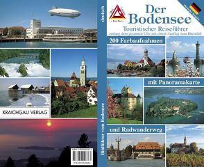 Bodensee – Touristischer Reiseführer von Kootz,  Wolfgang, Schneiders,  Toni