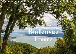 Bodensee Träume (Tischkalender 2019 DIN A5 quer) von Kunze,  Marc