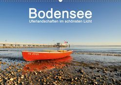 Bodensee – Uferlandschaften im schönsten Licht 2019 (Wandkalender 2019 DIN A2 quer) von Keller,  Markus