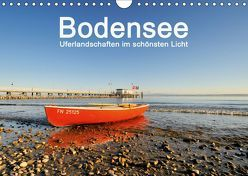 Bodensee – Uferlandschaften im schönsten Licht 2019 (Wandkalender 2019 DIN A4 quer) von Keller,  Markus