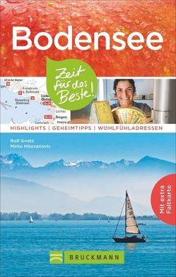 Bodensee – Zeit für das Beste von Goetz,  Rolf, Milovanovic,  Mirko